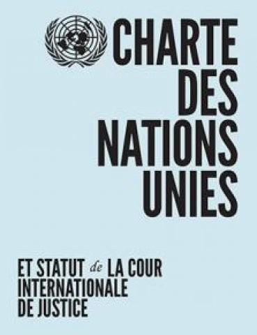 La Charte des Nations Unies... - Maria Portugal-World View